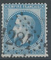 Lot N°48164  N°29B, Oblit GC 1284 Decazeville, Aveyron (11), Ind 3 - 1863-1870 Napoléon III Lauré
