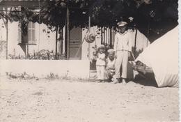 Photo Cros De Cagnes - Villa Bessi (format 12,5 X 8,5 Cm) - Lieux