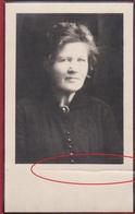 Maria Ferdinandina Poppe Benoit Verniers Oostakker St-Amandsberg 1936 Sint Doodsprentje Bidprentje Image Mortuaire - Images Religieuses