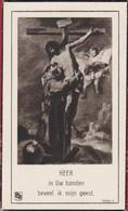 Petrus Piessens Pelagia Windey Belsele Kemzeke Waasland 1949 Doodsprentje Bidprentje Image Mortuaire - Images Religieuses