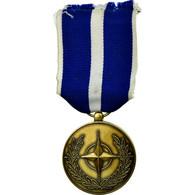 France, Organisation Du Traité De L'Atlantique Nord, Médaille, Excellent - Army & War