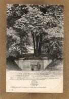 CPA - LUXEUIL-les-BAINS (70) - Thème : Arbre - Aspect Des Chênes Autour De La Fontaine D'Hygie En 1911 - Luxeuil Les Bains