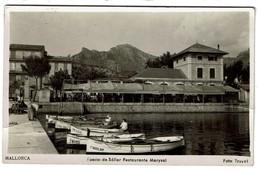 Mallorca - Puerio De Soller - Restaurante Marysol - Foto Truyol - Circulée - 2 Scans - Mallorca
