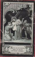 Henricus Renodeyn Marie Baeyens Lokeren Waasland 1894 Zeer Oud Doodsprentje Bidprentje Image Mortuaire - Images Religieuses