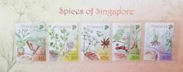 2011 Singapore. Spices Of Singapore. Presentation Pack. MNH - Singapore (1959-...)