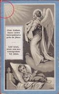 Isabelle Roelants Antwerpen 1913 Engelenmis Engel Ange Angel Doodsprentje Bidprentje Image Mortuaire - Devotieprenten