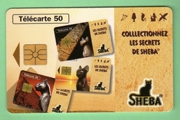 F635B SHEBA 3L *** GEM-1A *** TTBE *** (A118-P7) - France