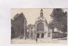 CPA DPT 02 SOISSONS, LA BOURSE DU COMMERCE En 1915! - Soissons