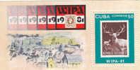 Cuba Hb 66 - Blocs-feuillets