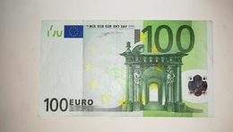 EURO-ITALY 100 EURO (S) J007 Sign Duisenberg - EURO