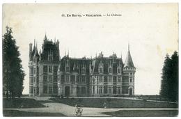 18 : EN BERRY - VOUZERON - LE CHATEAU - Vouzeron