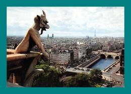 75 Paris Notre Dame Chimere Le Diable Edition Chantal 541 - Notre Dame De Paris