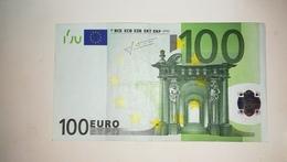 EURO-ITALY 100 EURO (S) J015 Sign Trichet - EURO
