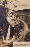 SEXY JEUNE MÈRE : ALLAITEMENT MATERNEL Au SEIN En ROUMANIE / BREASTFEEDING In ROMANIA - ANNÉE / YEAR ~ 1910 (ac038) - Femmes