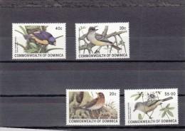 Dominica Nº 672 Al 675 - Dominica (1978-...)