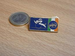 VISA POUR L'EUROPE. ECOSSE. - Pin's