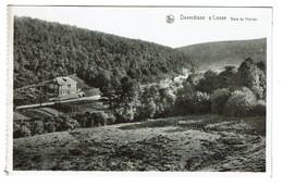 Daverdisse S/Lesse - Gare Du Vicinal - Circulée En 1951 - Edit. G. Lemaire - 2 Scans - Daverdisse