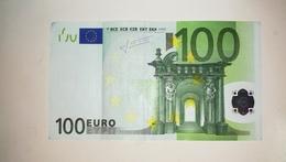 EURO-ITALY 100 EURO (S) J023 Sign Trichet UNC - EURO