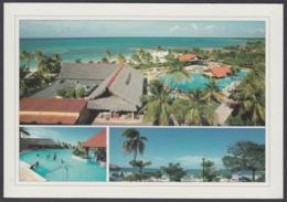 2012-EP-27 CUBA 2012 POSTAL STATIONERY FORWARDED. HOLGUIN 24/24, GUARDALAVACA BEACH. - Kuba