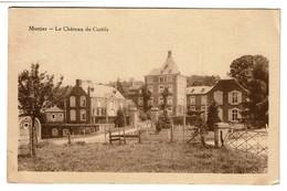 Mortier - Le Château De Cortils - 1947 - Edit. Fonsny Andrimont - 2 Scans - Blégny