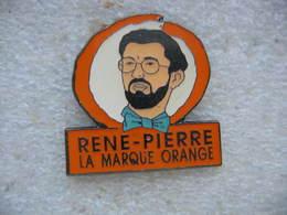 Pin's René-Pierre, La Marque Orange:baby Foot Design De Bar, De Café Et Moderne ! Chez René Pierre ... Baby-foot Color O - Giochi