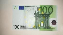 EURO-ITALY 100 EURO (S) J031 Sign Trichet - EURO