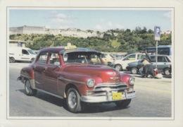 2013-EP-163 CUBA 2013 POSTAL STATIONERY FORWARDED. HABANA 27/32, CHEVROLET OLD CAR, AUTOS ANTIGUOS. - Cuba