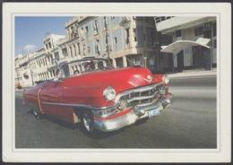 2013-EP-166 CUBA 2013 POSTAL STATIONERY FORWARDED. HABANA 32/32, BUICK OLD CAR, AUTOS ANTIGUOS. - Cuba