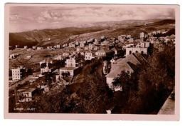 Liban - Aley - Circulée - 2 Scans - Liban