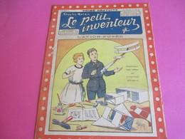 Le Petit Inventeur/L'AVION-FUSEE/Hebdomadaire/Albin Michel/1ére Année N°1/Fontenay Aux Roses/ Imp Bellenand/1923   BD119 - Magazines Et Périodiques