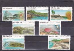 Nicaragua Nº 1514 Y A1272 Al A1277 - Nicaragua