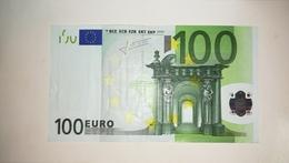 EURO-ITALY 100 EURO (S) J032 Sign Trichet - EURO