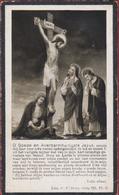 Pieter Raymaekers Asella D' Exelle Haelen Haelen Bree Loxbergen 1923 Doodsprentje Bidprentje Image Mortuaire - Images Religieuses