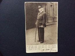 CARTE POSTALE PHILIPPE PETAIN  Secours National - Documents Historiques