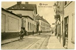 BELGIQUE : BRUGES - CASERNE DE LA CAVALERIE - Brugge