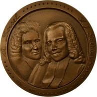 France, Médaille, Notariat Français, Caisse Des Dépôts, Loisel, Gauthier - France