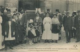 La Normandie Fetes Regionalistes De Bourges 1911 Yveline Et Berrichons - France