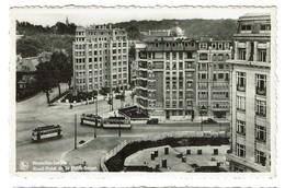 Bruxelles - Ixelles - Rond-Point De La Petite-Suisse - Edit. A. Durr Et Fils N° 82 - 2 Scans - Elsene - Ixelles