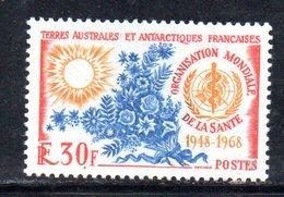 APR459 - TAAF: Yv Nr 26 *** MNH  (2380A). OMS - Terres Australes Et Antarctiques Françaises (TAAF)