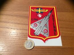 AUTOCOLLANT, Sticker «1/94 GUYENNE» (militaire, Armée De L'air, Escadron De Bombardement, Avion) - Autocollants