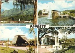 Panorama Sur Papeete Tahiti - Tahiti