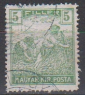 HONGRIE - Timbre N°167 Oblitéré - Hongrie