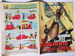 ALBI INTREPIDO N. 631 DEL 18 FEBBRAIO 1958 ( 110319) - Premières éditions