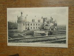 Château De St-germain-beaupré , Près La Souterraine , Visité Par Henri IV , Côté Sud - La Souterraine