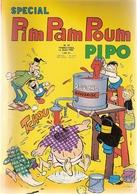 SPECIAL PIM PAM POUM PIPO N° 27 15 AOUT 1968 TRIMESTRIEL - Pim Pam Poum