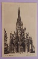 "CPA ROUEN "" L EGLISE DE SAINT MACLOU"" - Rouen"