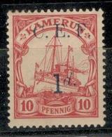 CAMEROUN...1915..Colonie Allemande. Occupation Britannique. Michel N°3a.NEUF.19D58 - Colonie: Cameroun