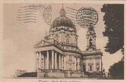 TORINO - REALE BASILICA DI SUPERGA - Églises