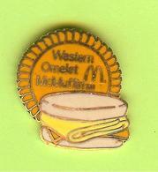 Pin's Mac Do McDonald's Western Omelet McMuffin - 7T14 - McDonald's