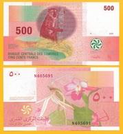 Comoros 500 Francs P-15 2006 UNC Banknote - Comores